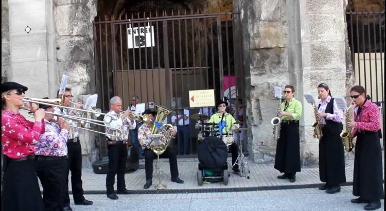 musique bodega feria de nimes